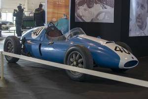Cooper T51 n°17 1959 - Salon ,Auto-Moto Classic, Metz, 2019