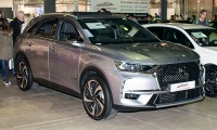 DS 7 Crossback - Luxembourg Motor Show 2018