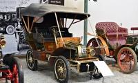 De Dion-Bouton type AL Tonneau 1906 - Cité de l'automobile, Collection Schlumpf