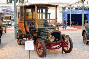 De Dion Bouton type BS Coupé-chauffeur 1909 - Cité de l'automobile, Collection Schlumpf