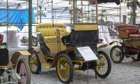 De Dion Bouton type G Vis à Vis 1901 - Cité de l'automobile, Collection Schlumpf 2020