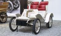 De Dion Bouton type J 1902 - Cité de l'automobile, Collection Schlumpf, Mulhouse, 2020