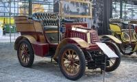 De Dion Bouton type O 1902 - Cité de l'automobile, Collection Schlumpf, Mulhouse 2020