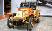 De Dion Bouton type S 1903 - Cité de l'automobile, Collection Schlumpf
