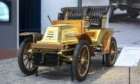 De Dion Bouton type S 1903 - Cité de l'automobile, Collection Schlumpf, Mulhouse, 2020