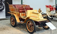 De Dion Bouton type V 1904 - Cité de l'automobile, Collection Schlumpf