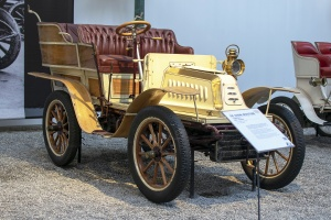 De Dion Bouton type V 1904 - Cité de l'automobile, Collection Schlumpf, Mulhouse, 2020