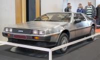DeLorean DMC-12 - Salon ,Auto-Moto Classic, Metz, 2019