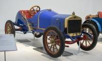 Delage type F Biplace Course 1908 - Cité de l'automobile, Collection Schlumpf 2020