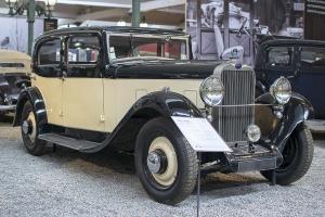 Delage D6-11 Berline 1933 - Cité de l'automobile, Collection Schlumpf 2020