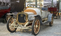 Delahaye type 28A Torpedo 1908 - Cité de l'automobile, Collection Schlumpf 2020