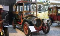 Delaunay-Belleville F6 bus hôtel 1909 - Cité de l'automobile, Collection Schlumpf