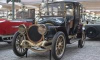 Delaunay-Belleville HB6 Coupé Chauffeur 1912 - Cité de l'automobile, Collection Schlumpf 2020
