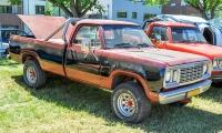 Dodge série D III - American Roadrunners 2018, Stadtbredimus