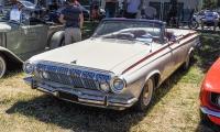 Dodge Polara II 1963 cabriolet - American Roadrunners 2018, Stadtbredimus