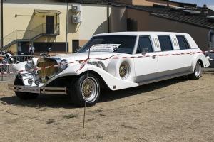Excalibur Limousine - Rêve américain, Balastière Meeting, Hagondange, 2019