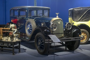 Farman NF 1 limousine 1928 - Cité de l'automobile, Collection Schlumpf 2020