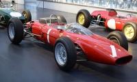 Ferrari 156B F1 1963 - Cité de l'automobile, Collection Schlumpf