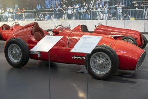 Ferrari 166 F2 1948 - Cité de l'automobile, Collection Schlumpf, Mulhouse, 2020