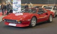 Ferrari 308 GTS 4V - Salon ,Auto-Moto Classic, Metz, 2019