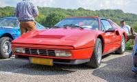 Ferrari 328 GTS 1989 - Automania 2017, Manderen, Château de Malbrouck