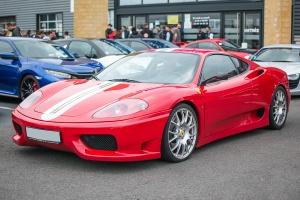 Ferrari 360 Modena 1999 - JRS Passion, Sémécourt, 2019