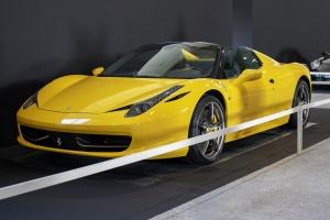 Ferrari 488 Spider - Salon ,Auto-Moto Classic, Metz, 2019
