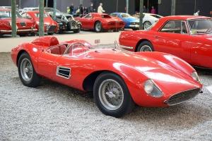Ferrari 500 TRC 1957 - Cité de l'automobile, Collection Schlumpf