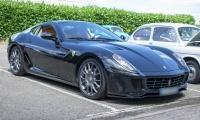 Ferrari 599 GTB Fiorano - Champ'n'Akars, Le Ban St Martin, Juillet 2021