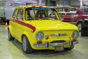 Fiat Abarth 850 OT 1000 - LOF, Autotojumble, Luxembourg, 2020