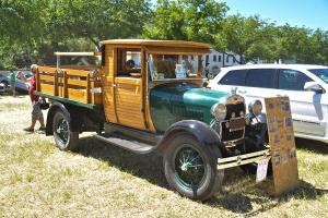 Ford modèle AA 1928 - American Roadrunners 2018, Stadtbredimus