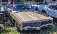 Ford Galaxie IV XL cabriolet 1970 - American Roadrunners 2018, Stadtbredimus
