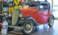Ford modèle Y Coupe SICAL 1935 - Salon ,Auto-Moto Classic, Metz, 2019