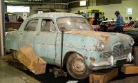 Ford Zephyr I Six 1955 - LOF, Autotojumble, Luxembourg, 2019