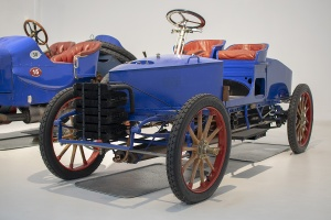 Gardner-Serpollet type H 1902 - Cité de l'automobile, Collection Schlumpf, Mulhouse, 2020