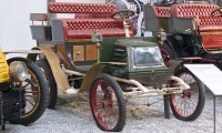 Georges Richard type 1 Tonneau Poney 1900 - Cité de l'automobile, Collection Schlumpf 2020