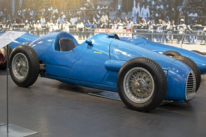 Gordini 16 Monoplace GP 1952 - Cité de l'automobile, Collecion Schlumpf, Mulhouse, 2020