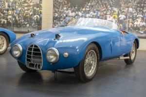 Gordini 23S Biplace Sport 1953 - Cité de l'automobile, Collection Schlumpf, Mulhouse, 2020