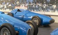 Gordini 32 GP 1955 - Cité de l'automobile, Collection Schlumpf, Mulhouse, 2020