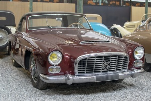 Grégoire Sport cabriolet 1955 - Cité de l'automobile, Collection Schlumpf, Mulhouse, 2020