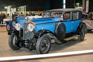 Hispano-Suiza H6B coupé Chauffeur 1926 - Salon Auto-Moto Classic Metz 2018