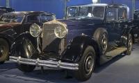 Hispano-Suiza H6B coupé chauffeur 1927 - Cité de l'automobile, Collection Schlumpf, Mulhouse, 2020