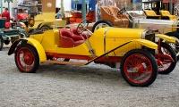 Hispano-Suiza Alphonse XIII Biplace Sport 1912 - Cité de l'automobile, Collection Schlumpf