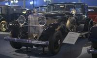 Hispano-Suiza J12 Berline 1933 - Cité de l'automobile, Collection Schlumpf 2020