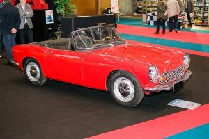 Honda S600 1964 - Salon Auto-Moto Classic Metz 2018