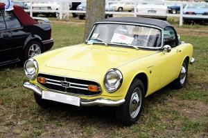 Honda S800 1967 - Automania 2017, Edling les Anzeling, Hara du Moulin