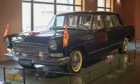 Hongqi CA770 1976 - Cité de l'automobile, Collection Schlumpf, Mulhouse, 2020