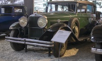 Horch 8 450 limousine 1931 - Cité de l'automobile, Collection Schlumpf, Mulhouse, 2020
