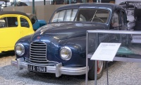 Hotchkiss Gregoire JAG 1953 - Cité de l'automobile, Collection Schlumpf 2020