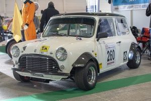 Innocenti Mini - Salon ,Auto-Moto Classic, Metz, 2019